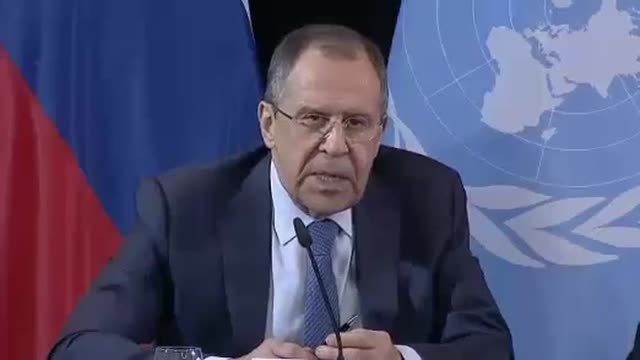 Russian FM: We've 'Abandoned' Soviet-Style Propaganda, But Now Critics of Our Syria Campaign Are Using It