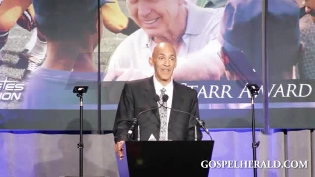 Tony Dungy: 'No Matter What is Happening in Your Life, if You Follow the Lord You Are Going to Be in Great Shape'