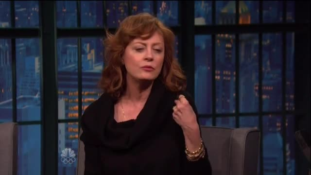 Susan Sarandon: Bernie 'Has Balls' and 'FDR'-esque Vision for the Country