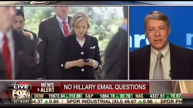 MRC's Noyes: PBS Worse Than MSNBC in Hiding Hillary's E-Mail Scandal