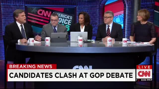 Toobin Lectures GOP for Everyone Having 'Bad Moments'; Laments John Roberts Criticism