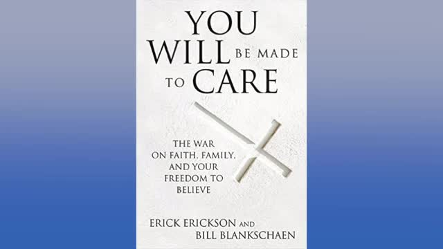 OTJ: Erick Erickson, 'You Will Be Made To Care'