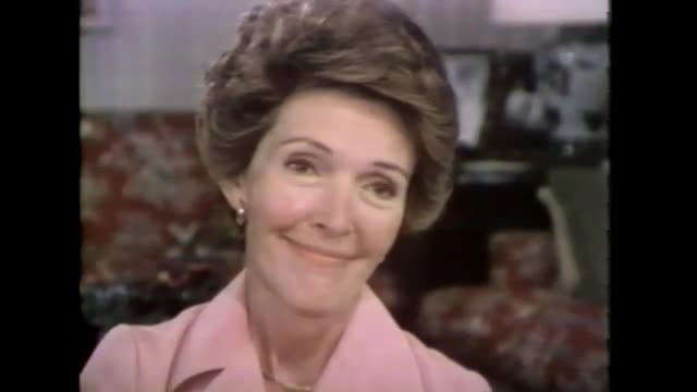 Video Flashback: Nancy Reagan with Mike Wallace in 1975