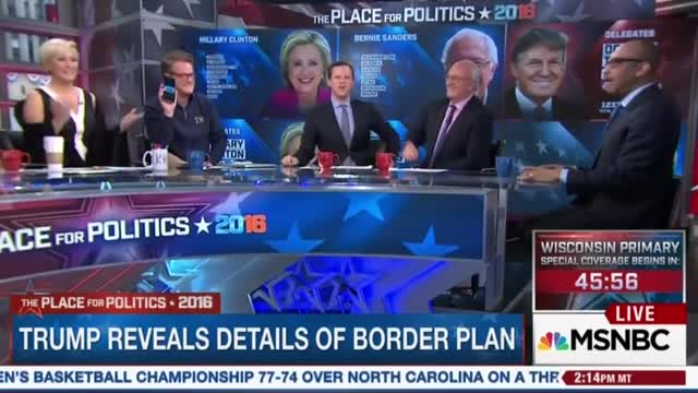 Mike Barnicle Busted Watching Red Sox Opener During MSNBC Coverage