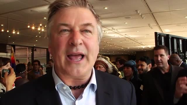 Alec Baldwin on Climate Change Denial: 'We Have to Treat As If It's a Mental Illness'