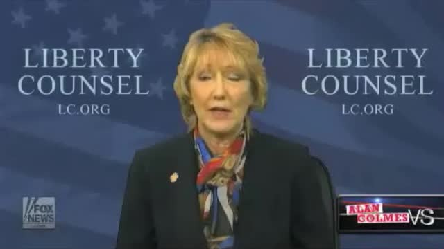 Liberty Counsel President: 'I'm Taking a Glock .45 to the Ladies Room'