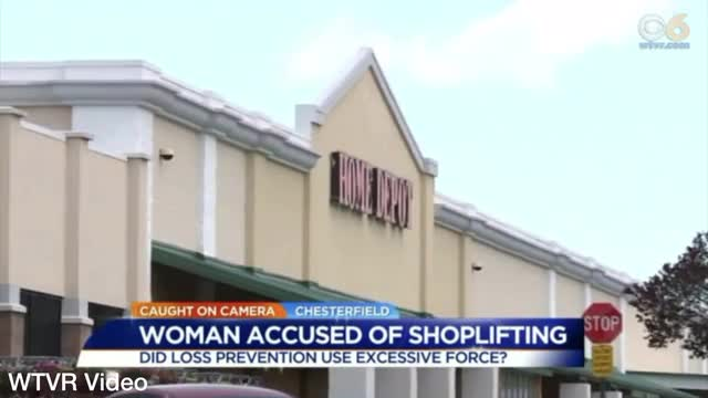 Suspected Shoplifter May Take Legal Action After Being Detained