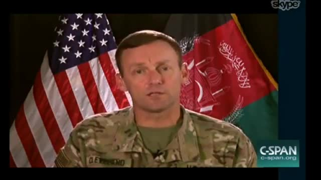 U.S. Military: 'There Is Still an Al Qaeda Presence Here in Afghanistan'