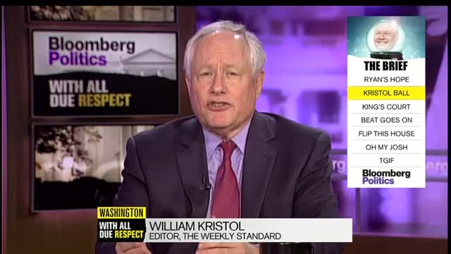 Kristol: Romney 'Thinking Seriously' About a Third-Party Run