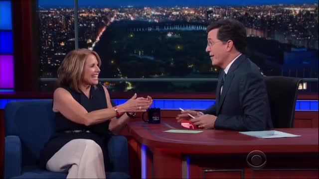 Katie Couric Praises 'Very Progressive' Catholic Church for Wanting to 'Understand Science'