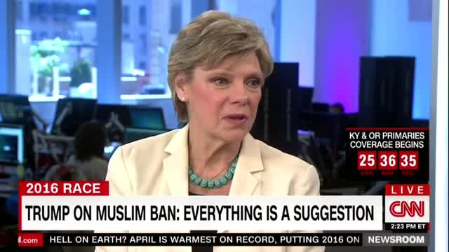 ABC's Cokie Roberts Invokes Jim Crow, Gripes Trump Undoing 50 Years of Work