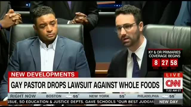 Networks Yawn At Pastor Admitting to Whole Foods Cake Hoax; CNN Covers