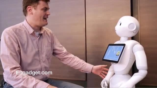Pepper the Robot Demo
