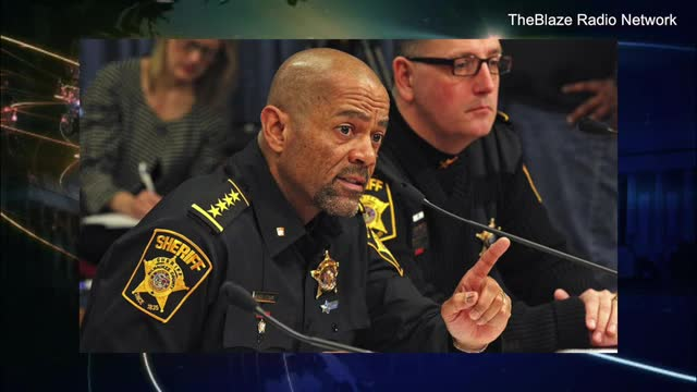 Sheriff Clarke:  Barack Obama Is 'A Straight-Up Cop Hater'