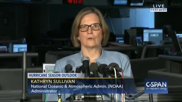 NOAA Atlantic Hurricane Season Outlook