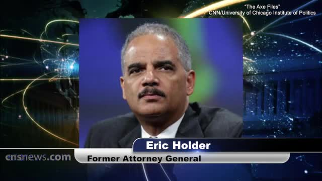 Eric Holder: Snowden Did a 'Public Service'