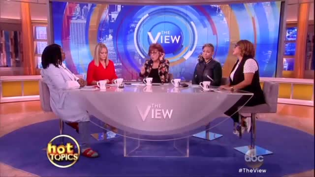 The View: Orlando Shooter Had No Ties to ISIS but 'Trump Is Working With ISIS to Kill Us'