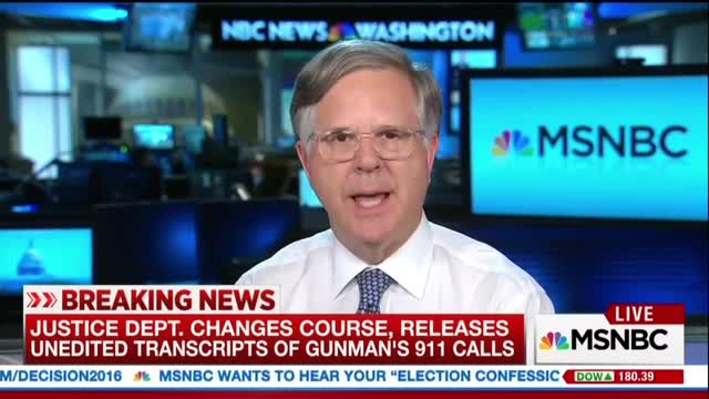 Williams: 'I Don't Get the Excitement' Over Censoring Shooter's ISIS Links