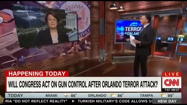 CNN's Sciutto Wonders If Gun Control Is In 'Sweet Spot' After Orlando