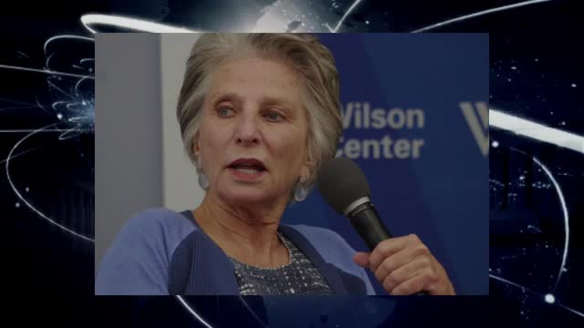 Woodrow Wilson Center CEO: 'Giant Number of Refugees' Are Result of Climate Change