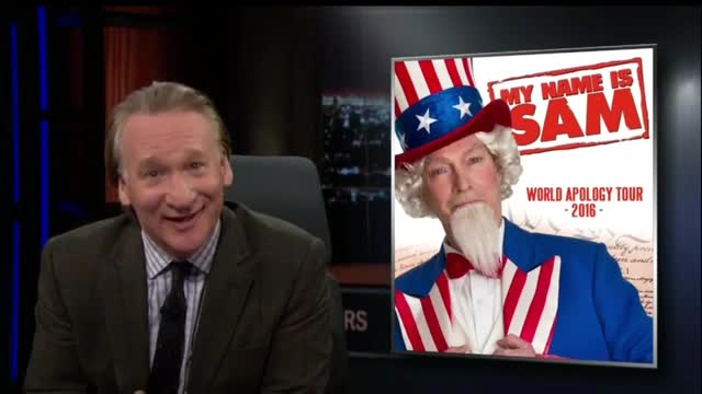 Maher Calls for Obama to Apologize for America Acting Like a Drunk