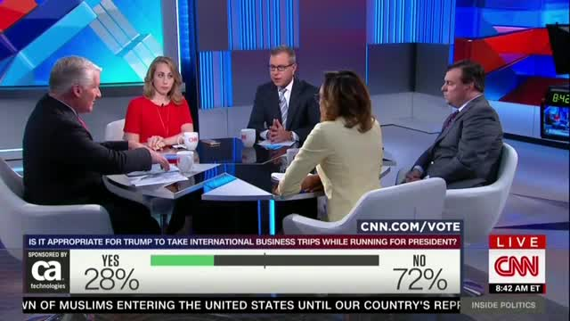 CNN's Zeleny Claims House Dem Stunt 'Vast Majority of Country Supports'