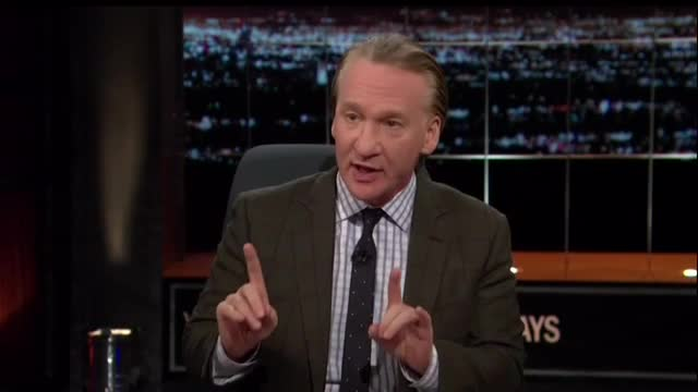 Bill Maher: 'Our System Sucks,' Constitution Needs a 'Re-Write'