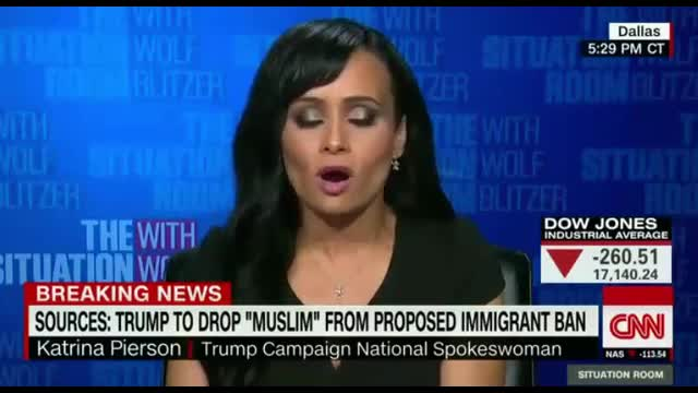Trump Spokeswoman: 'We're Not Going to Base National Security Off PolitiFact, or Even the United Nations'