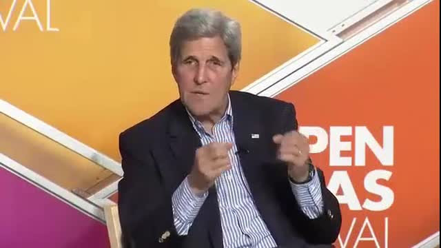 Kerry on Why US is Letting Boeing Sell Planes to Terror-Sponsor Iran: 'It's Complex, Folks'