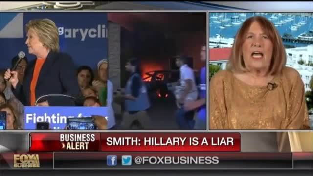 Mother of Benghazi Victim:  'Hillary Is a Liar ... Have Her Call Me! I'm Still Waiting'