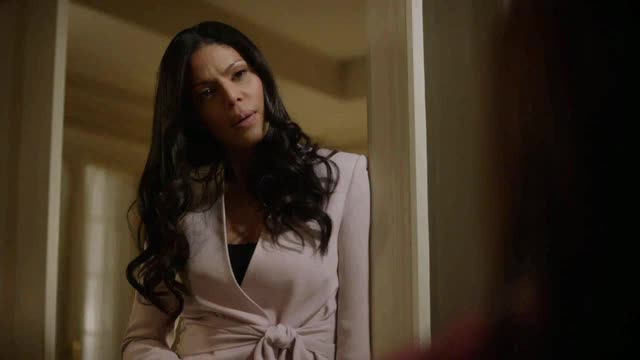 "Greenleaf: ""Behind Closed Doors"" - Black Lives Matter protest"