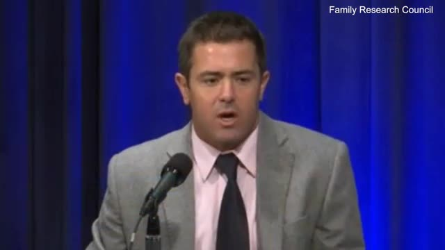 Family Research Council's Travis Weber: Marriage Licenses Are Not the Issue for Gays