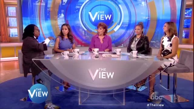 The View Whines Media is Unfair to Hillary, 'Kicked Her A** for 30 Years!'
