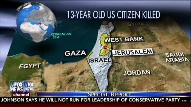 Nets Ignore Murdered American Girl in Israel, Spend Over Six Minutes Praising Military Trans Policy