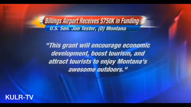 Billings Airport Gets $750K From Taxpayers To Court Nonstop Air Service