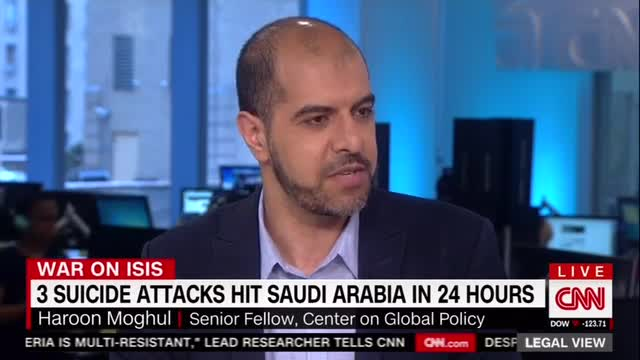 "CNN Guest: Attack on Medina ""Most Odious"" Example of ISIS Violence"