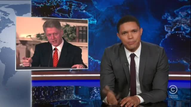 Daily Show Asks, 'Did Hillary Tell the Truth About Anything?!'
