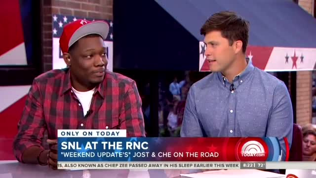 SNL Hosts: GOP 'Better About Laughing at Themselves' Than Dems