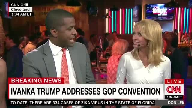 CNN Pundit Uses Ivanka's Words Against Her Father, Get Schooled