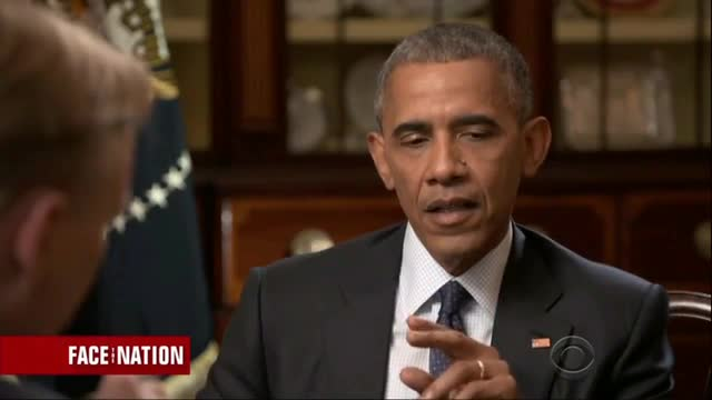 CBS's Dickerson to Obama: 'Is Honesty an Overrated Virtue'?