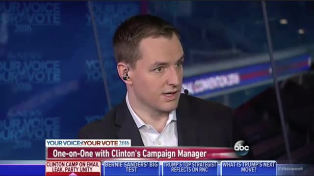 Clinton Campaign Manager: DNC Email Hacking May Have Been Done by Russians to Help Trump
