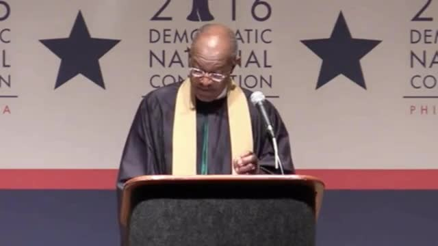 Pastor at Dem Convention Interfaith Gathering: Xenophobia a 'Demonic Matter'
