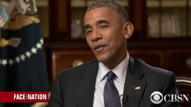 Obama Says His Daughters Make Him 'Optimistic' About Race Relations in the U.S.