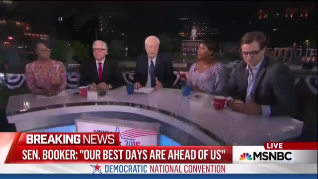 Wow: Matthews Admits Dems Become 'Too Global' and Forget Importance of Patriotism