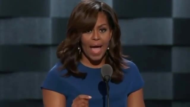 Michelle Obama: 'Don't Let Anyone Ever Tell You That This Country Isn't Great'
