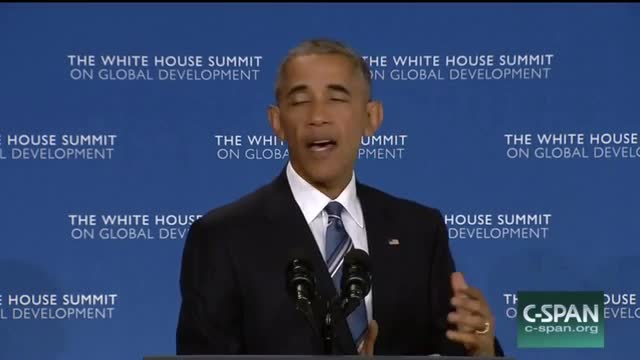 Obama: 'The World Has Never Been Less Violent'