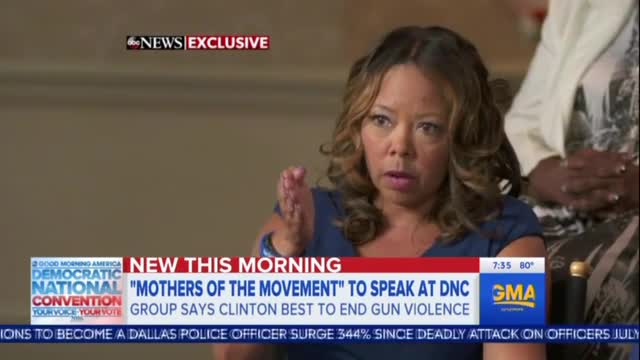 Only Grieving Mothers That Support Hillary Matter, According to ABC