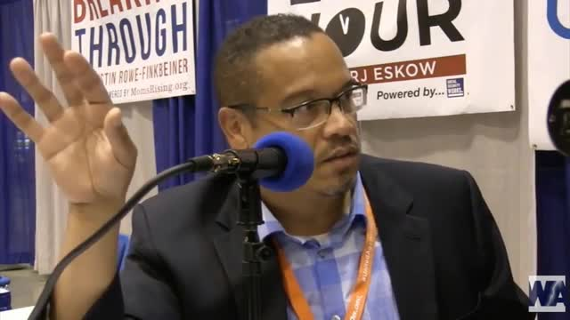 Rep. Ellison: 'Situation With These Guns…Not Unlike Climate Change' Not Unlike 'Banning Tobacco'