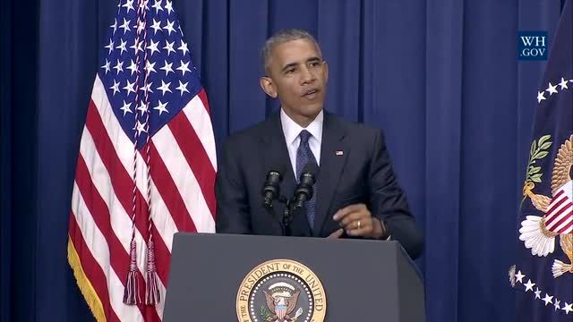 Obama: Media Ignore Police Shootings
