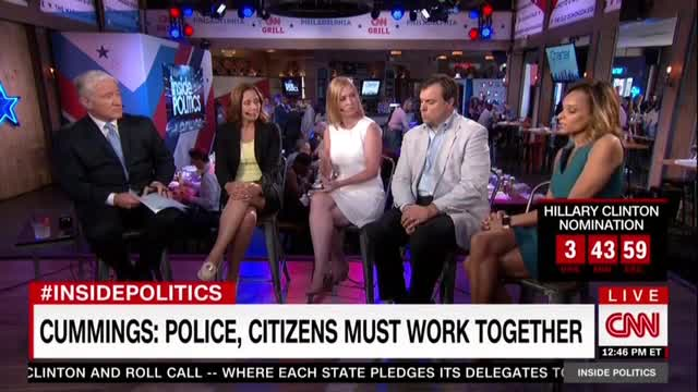 CNN's Henderson Warns 'Law and Order' Has 'Racist Undertone' for Some